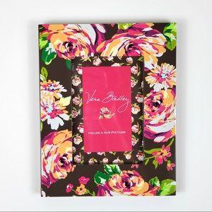 Vera Bradley Floral Picture Frame